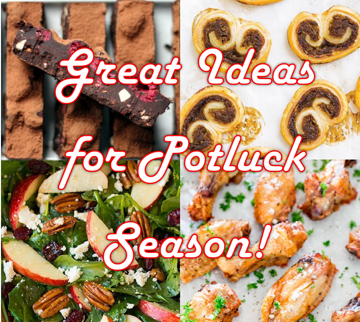 What To Bring To A Potluck – Christmas Edition